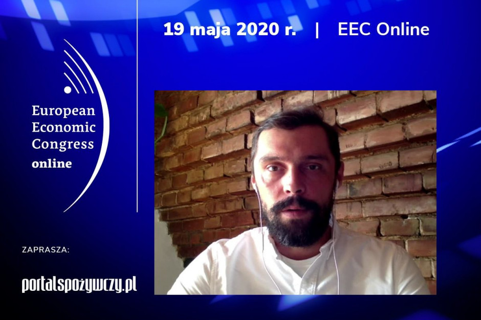 Maciej Żakowski zaprasza na EEC Online!