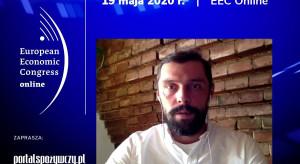 Maciej Żakowski zaprasza na EEC Online! (wideo)