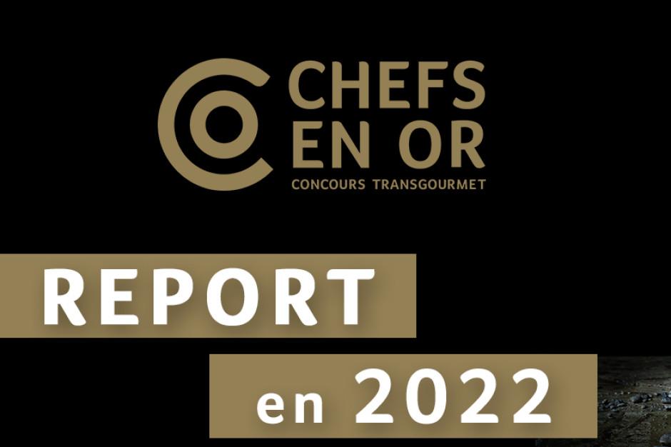 Kulinarny konkurs Les Chefs en Or 2020 w Paryżu nie odbędzie się