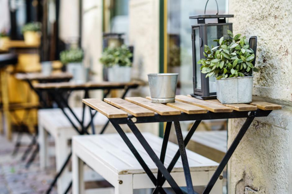Olsztyn z niższymi opłatami za ogródki gastronomiczne