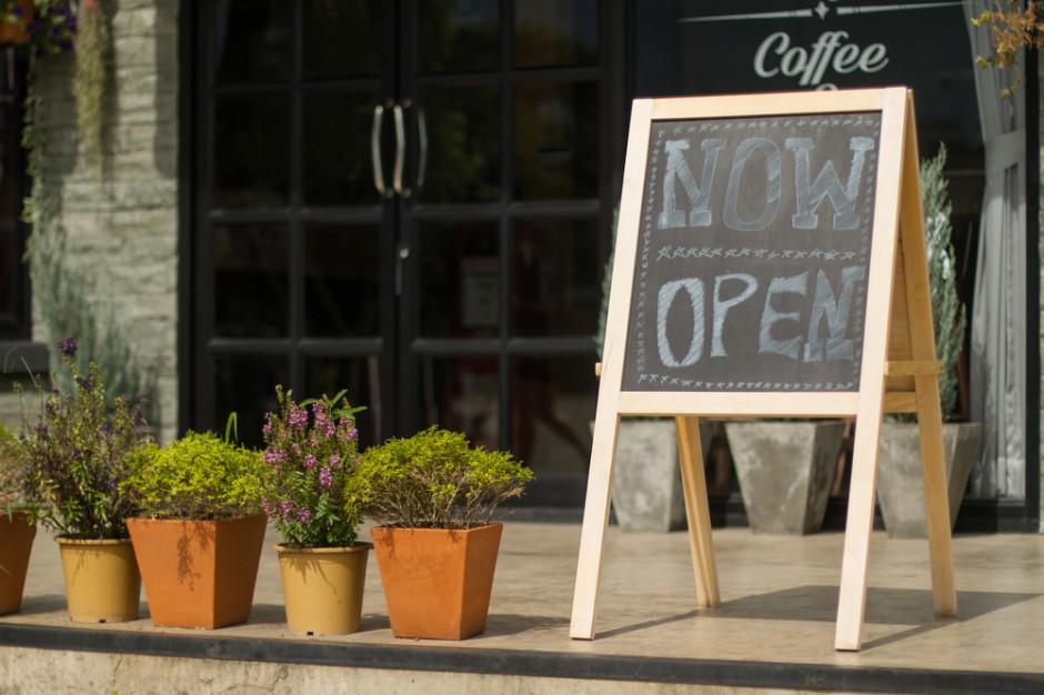 Restauracje, bary i kawiarnie znowu otwarte!