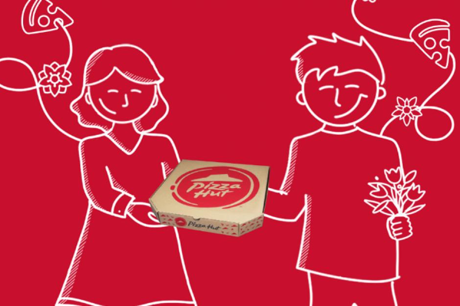 Pizza Hut z promocją na Dzień Mamy