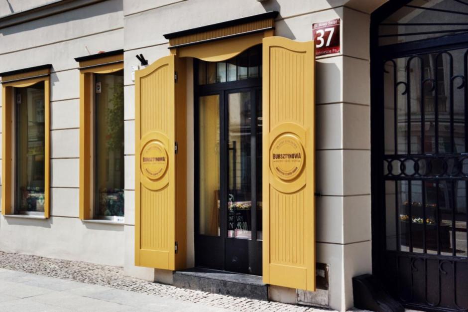 Bursztynowa bistro - producent serów otworzył lokal w Warszawie