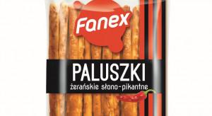 Fanex wprowadza Paluszki Żerańskie Słono-Pikantne
