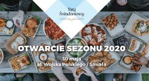 Stołeczny Targ Śniadaniowy wraca 30 maja na Żoliborz