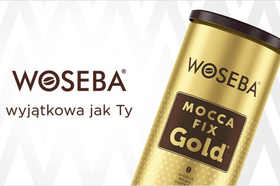 Woseba Mocca Fix Gold - kawa pełna żywiołów