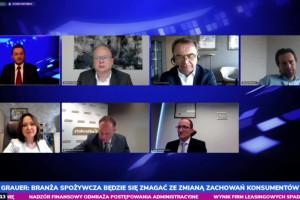 """Prezes Lotte Wedel na EEC Online: Pijalnie Czekolady są """"wysiłkiem"""" dla naszej firmy (wideo)"""