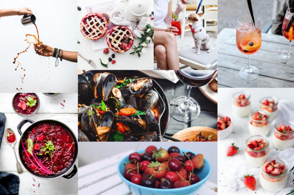 Orzeźwiająco, pysznie, sezonowo... czyli co prawdziwy #foodie będzie jadł i pił w czerwcu