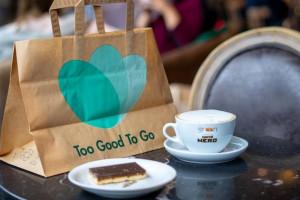 Green Caffe Nero nawiązuje współpracę z Too Good To Go