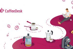 Coffeedesk na sprzedażowym plusie mimo lockdownu