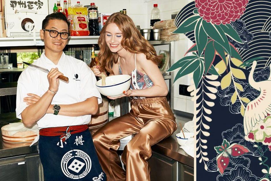 SEN zmienia profil. Stawia na kuchnię Azji