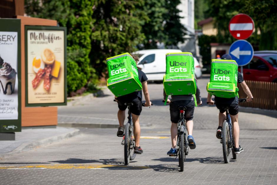 UberEats dostarczy produkty ze stacji Shell
