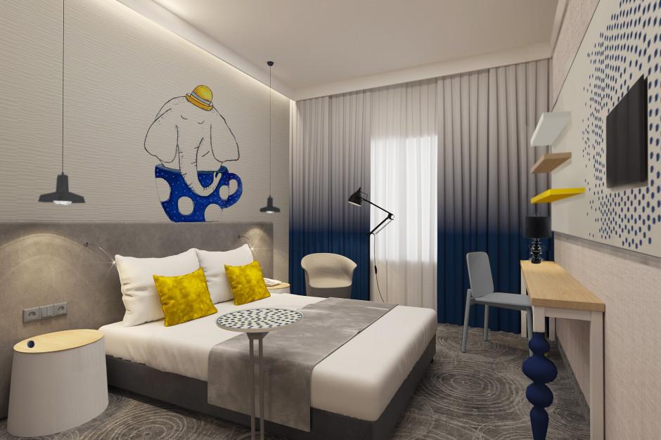 Nowy hotel  ibis Styles w bolesławcu już otwarty, fot. materiały prasowe