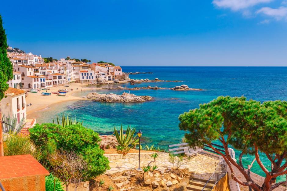 W Hiszpanii są już pierwsi zagraniczni turyści