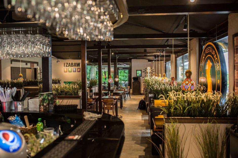 Sfinks z 60-proc. spadkiem obrotów w restauracjach w ciągu ostatniego miesiąca