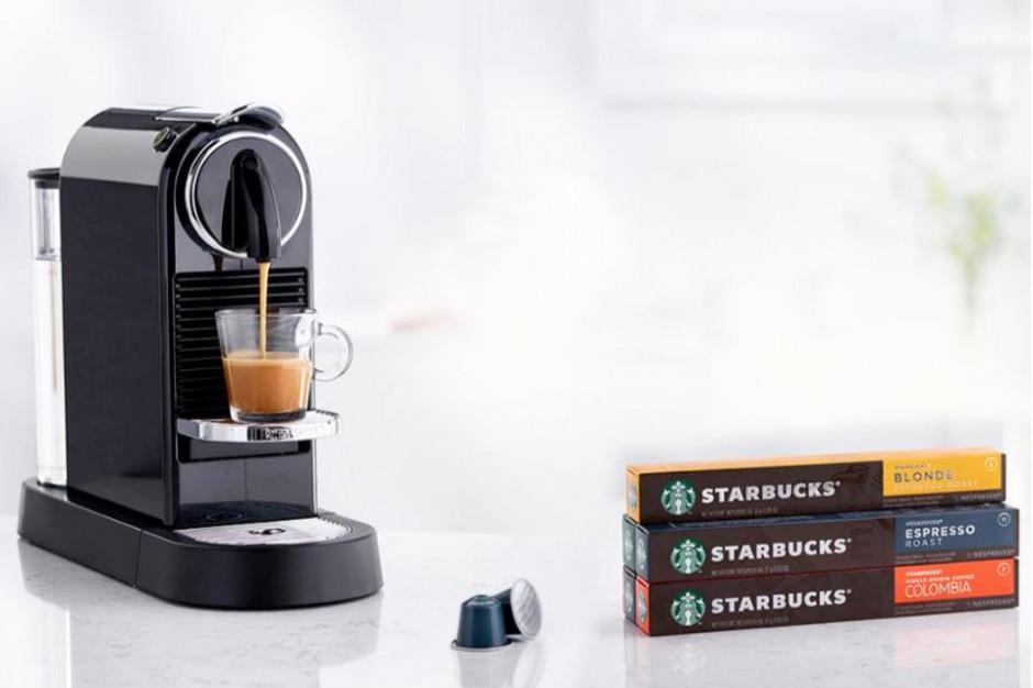 Starbucks by Nespresso nową ofertą sieci kawiarni