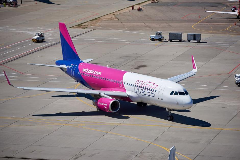 Wizz Air wznowił loty z i do Polski