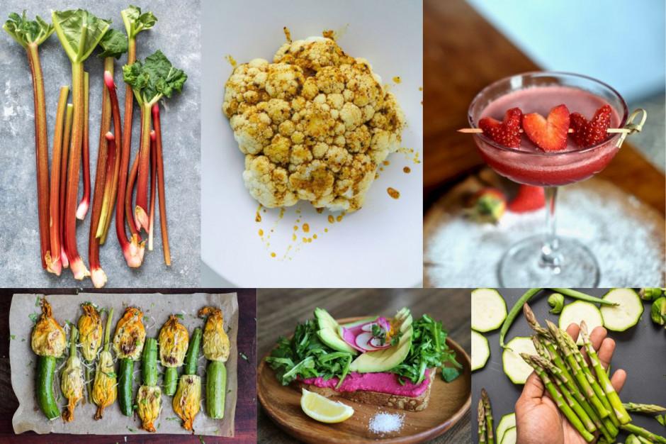 5 inspirujących owoców i warzyw na początek wakacyjnego sezonu kulinarnego