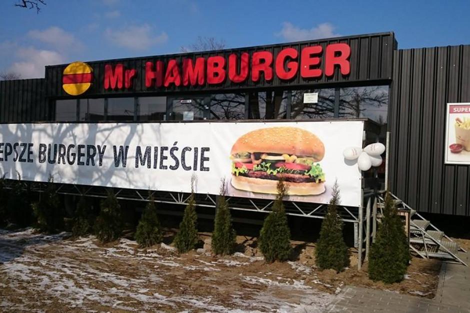 Mr Hamburger z nową umową franczyzową