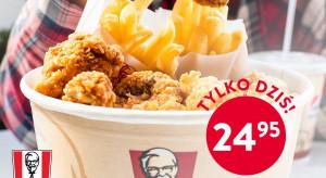 KFC przygotowało specjalną ofertę na Dzień Ojca