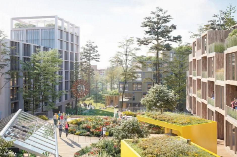 Powstaje nowa dzielnica Katowic, a w niej mieszkania, biura, hotel i gastronomia