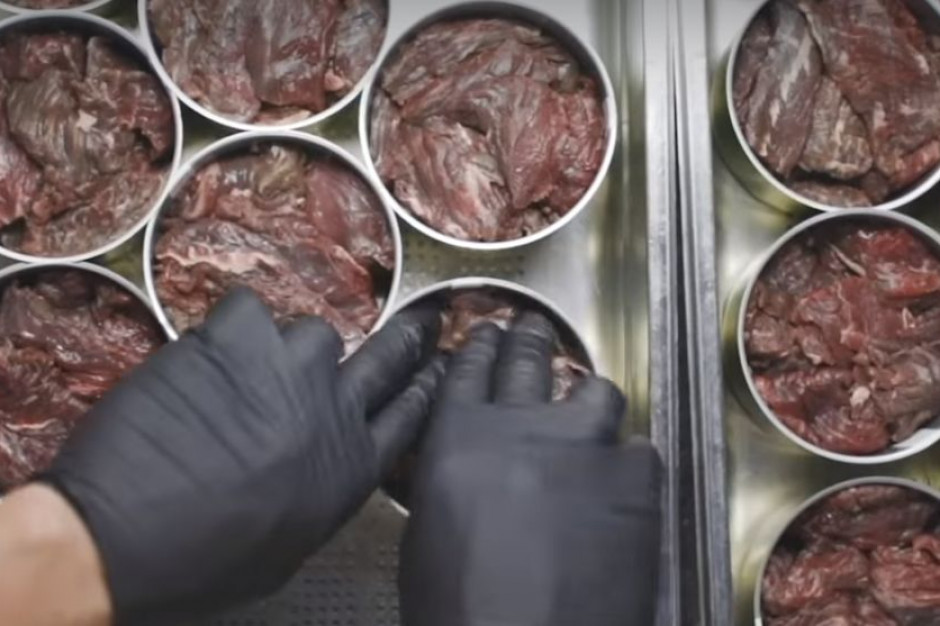 Ed Red chce podbić świat produkcją konserw rzemieślniczych