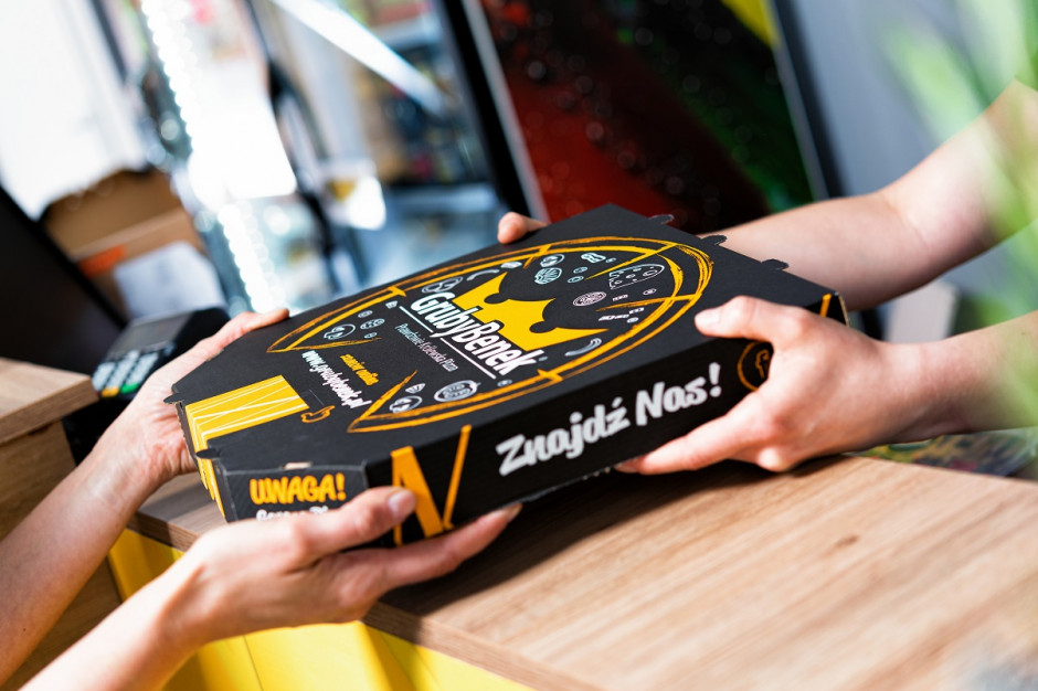 Gruby Benek otwiera pizzerię w Gdańsku