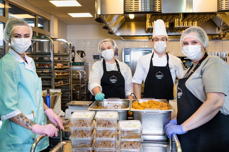 Ponad 8200 posiłków przygotowanych przez MAKRO Polska w ramach akcji #posiłekdlalekarza
