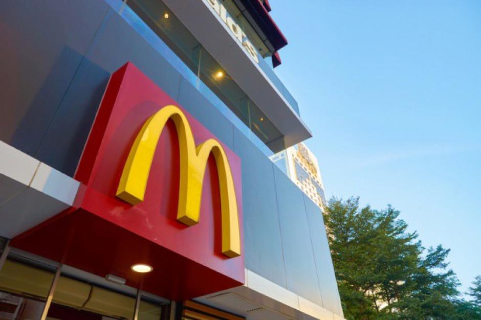 McDonald's wstrzymuje dalsze otwieranie lokali w USA