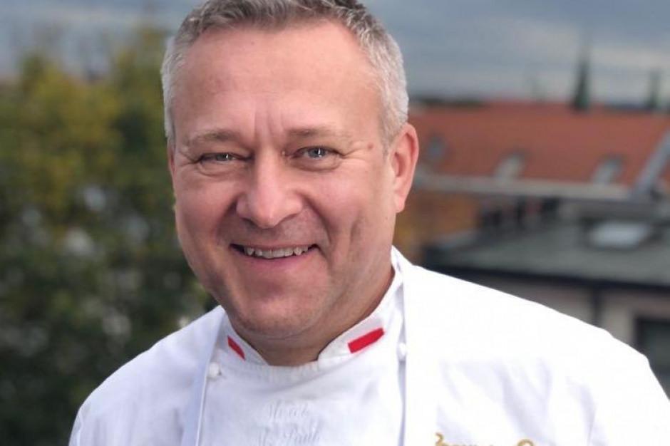 Adam Chrząstowski dyrektorem kulinarnym w Hotelu Arłamów