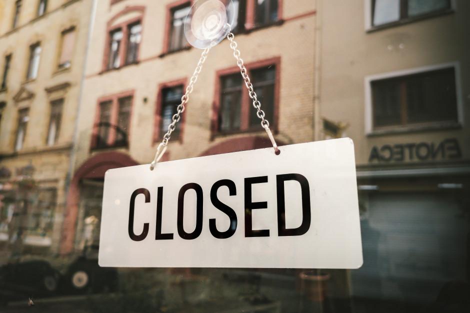 Brytyjska spółka gastronomiczna zamyka 75 restauracji