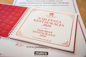 """Plebiscyt """"Najlepsza Restauracja"""" programu Polskie Skarby Kulinarne rozstrzygnięty"""