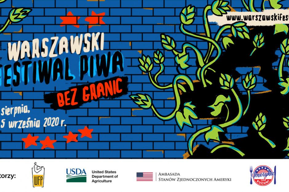 Warszawski Festiwal Piwa powraca w nowej odsłonie