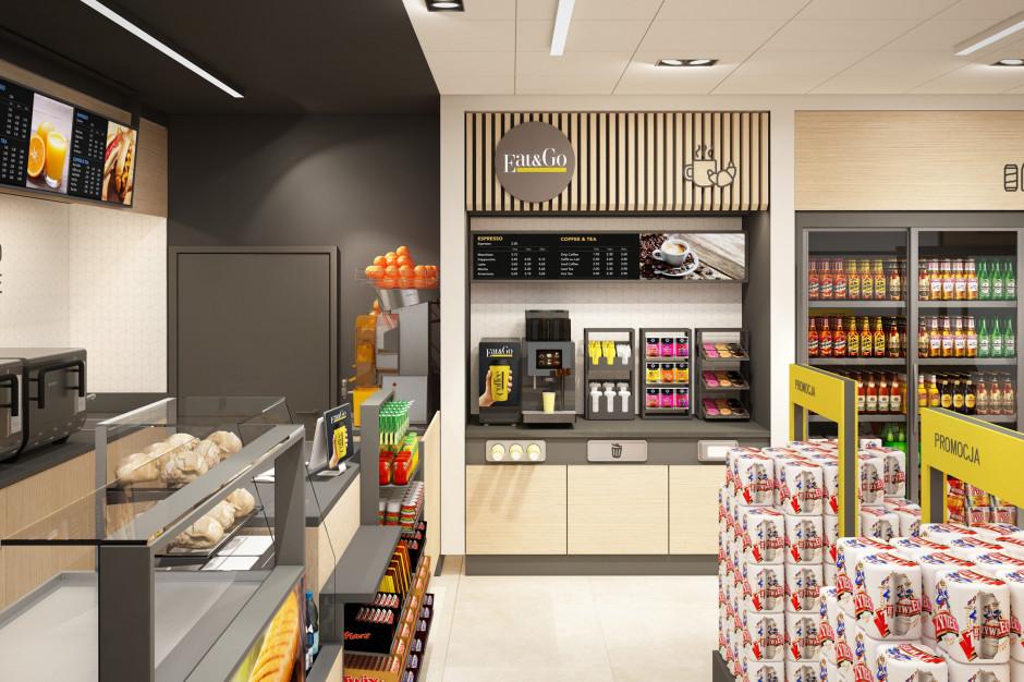 Kolejna stacja paliw wprowadza koncept gastronomiczny