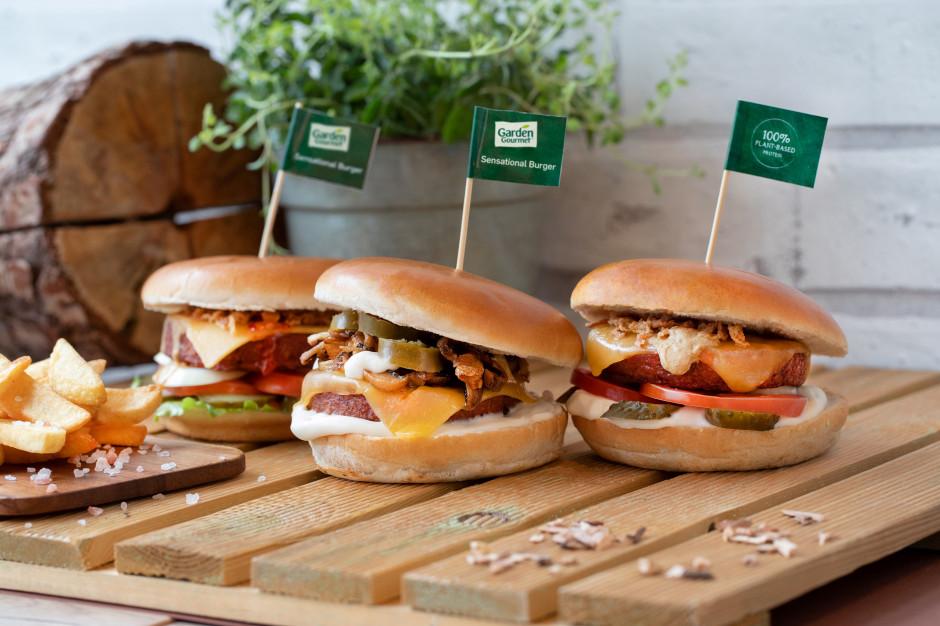 Roślinny burger od Nestlé w sieciach 7th Street oraz Meet & Fit