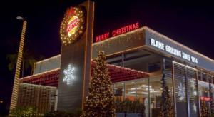 Burger King ogłasza Gwiazdkę w lipcu