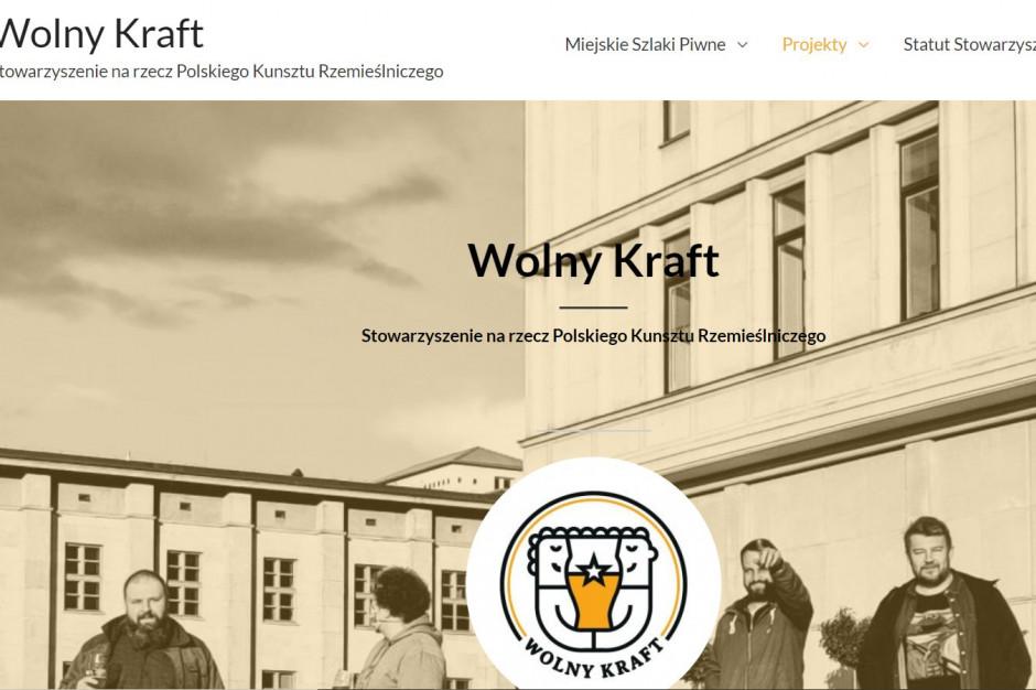 Wolny Kraft organizuje piwne szlaki Śladami Warszawskiego Getta