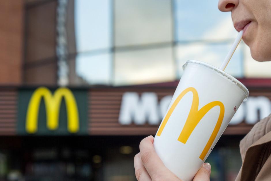 Pandemia pogorszyła wyniki McDonald's