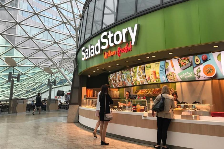 Salad Story walczy o lokale sprzed pandemii