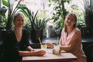 Mamy szczęście do ludzi - wywiad z właścicielkami restauracji Pełną Parą w Warszawie