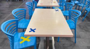 Możliwe zmniejszenie liczby gości w restauracjach ze względu na liczbę zakażeń