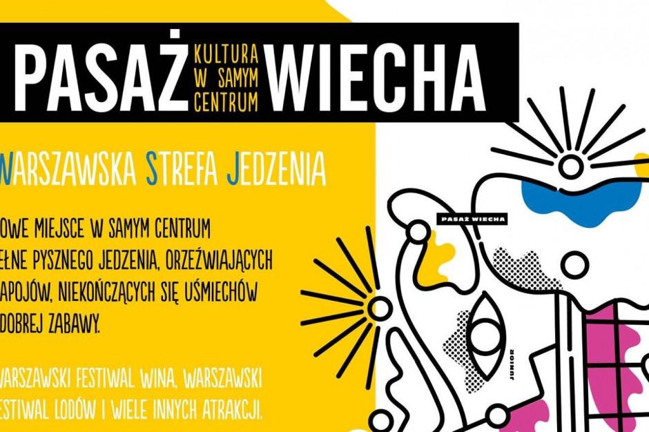 Warszawska Strefa Jedzenia - nowe miejsce na streetfoodowej mapie stolicy