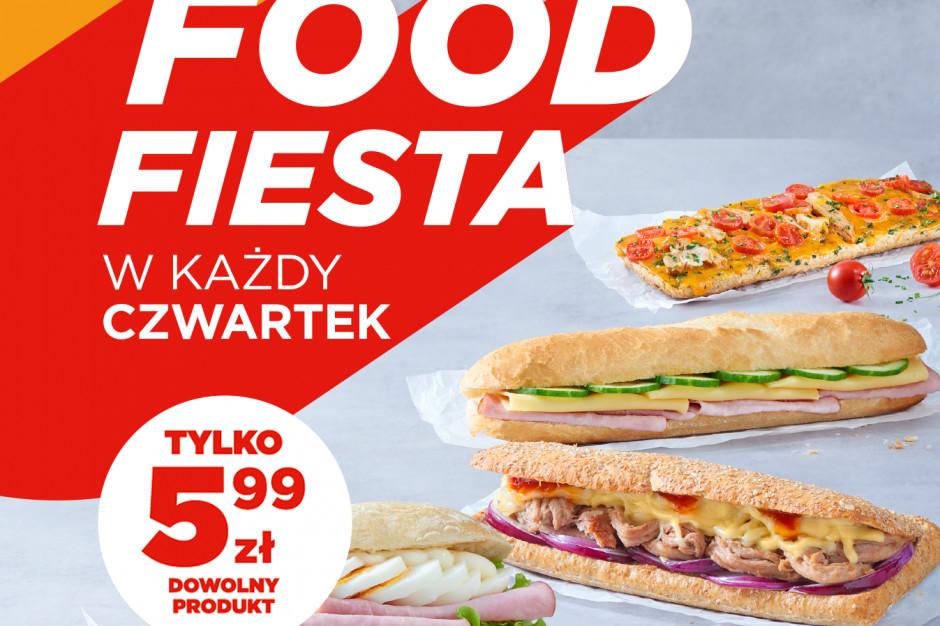 Stacje Circle K startują z promocją Food & Coffee Fiesta