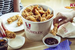 KFC wprowadziło do swojej aplikacji innowacyjną opcję KFC® Collect