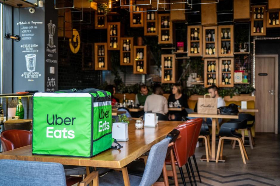 Uber ze sporą stratą mimo większego popytu na dostawy jedzenia