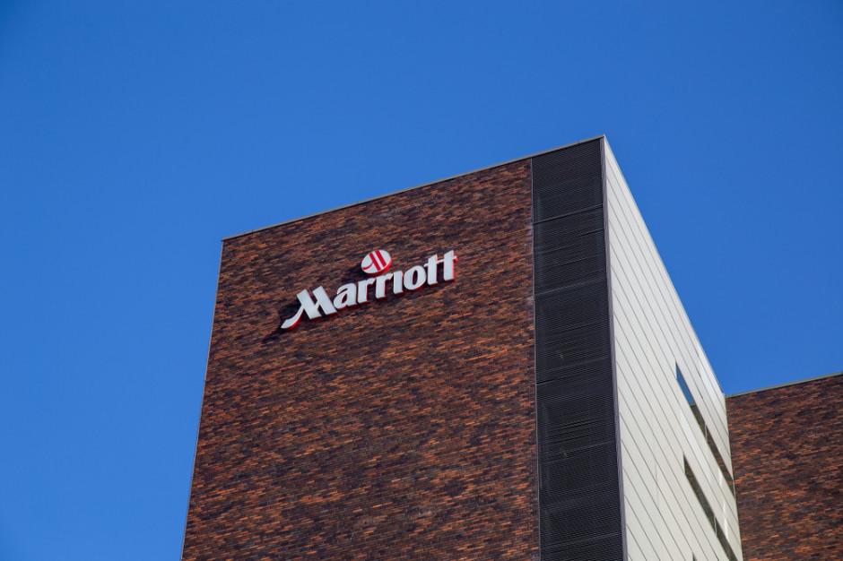 Sieć Marriott z pierwszym ujemnym wynikiem od dziewięciu lat