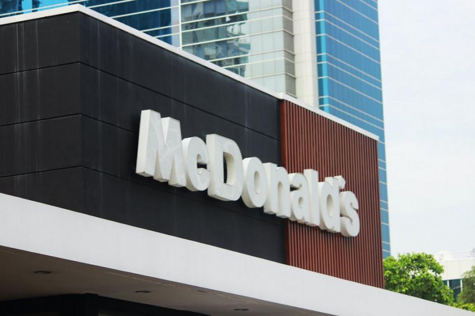 McDonald's pozywa byłego dyrektora, aby odzyskać ponad 40 mln dol. odprawy