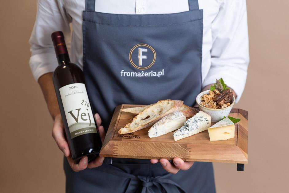 W Poznaniu powstaje Fromażeria - restauracja z cheese barem