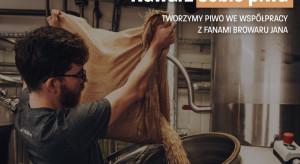 Rzemieślniczy Browar Jana uwarzy piwo razem z fanami