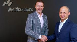 Radosław Majdan i Wealth Solutions wspólnie stworzą serię whisky